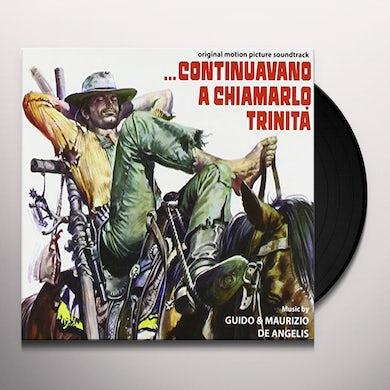 Continuavano A Chiamarlo Trinita / O.S.T. CONTINUAVANO A CHIAMARLO TRINITA / Original Soundtrack Vinyl Record
