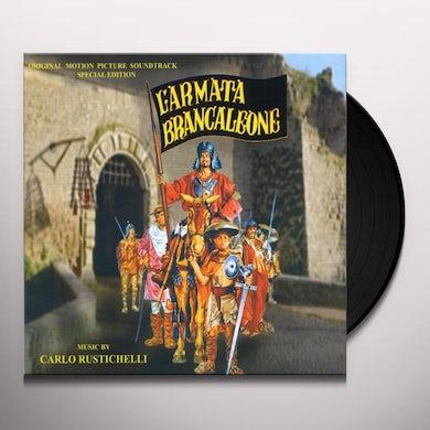 Carlo Rustichelli L'ARMATA BRANCALEONE / O.S.T. Vinyl Record