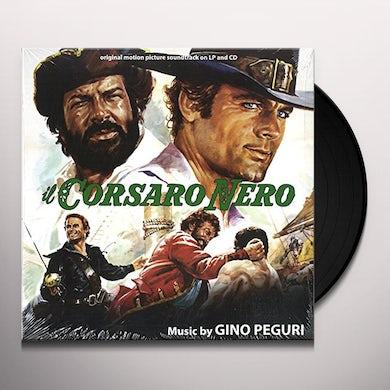 Gino Peguri IL CORSARO NERO / O.S.T. Vinyl Record