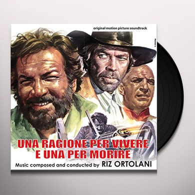 Una Ragione Per Vivere E Una Per Morire / O.S.T. UNA RAGIONE PER VIVERE E UNA PER MORIRE / Original Soundtrack Vinyl Record