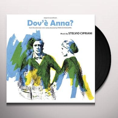 Stelvio Cipriani DOV'E ANNA / O.S.T. Vinyl Record