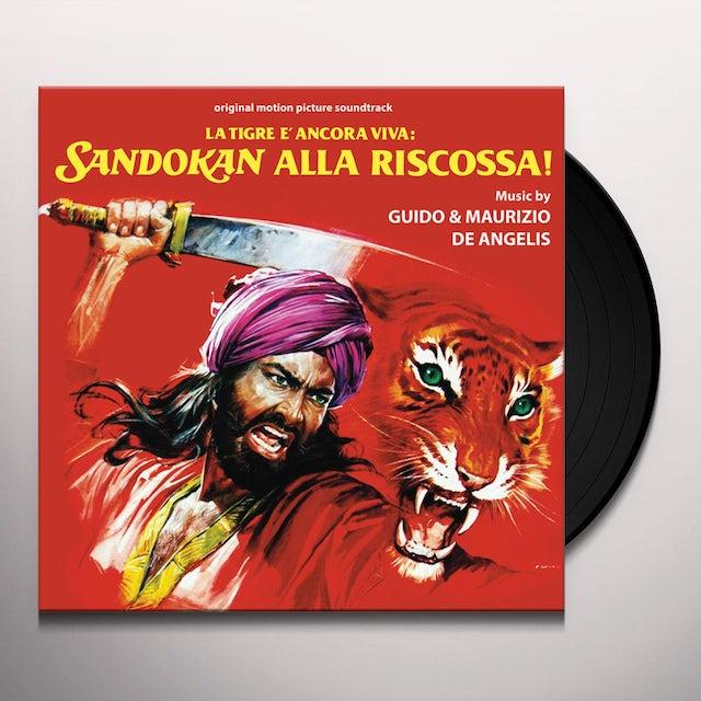 Tigre Ancora Viva: Sandokan Alla Riscossa