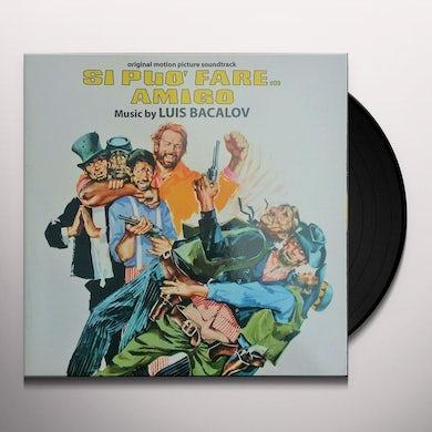 Si Puo Fare Amigo / O.S.T. SI PUO FARE AMIGO / Original Soundtrack Vinyl Record