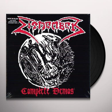 Dismember COMPLETE DEMOS Vinyl Record