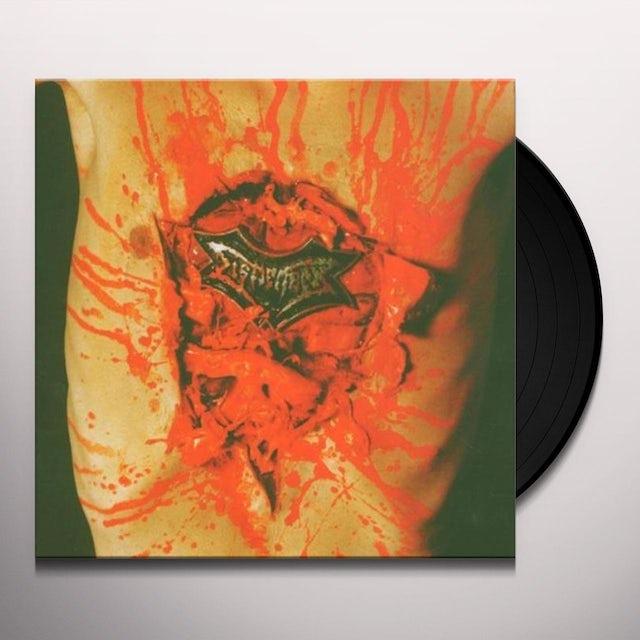 Dismember INDECENT AND OBSCENE Vinyl Record
