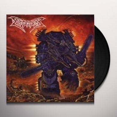 Dismember MASSIVE KILLING CAPACITY Vinyl Record