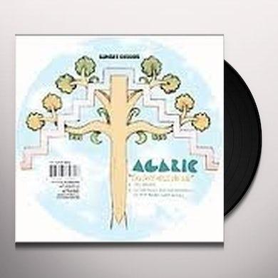 Agaric DARK HOLDS THE SUN Vinyl Record