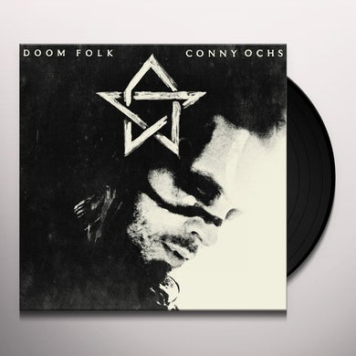 Conny Ochs DOOM FOLK Vinyl Record