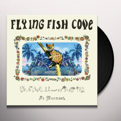 Flying Fish Cove AT MOONSET Vinyl Record