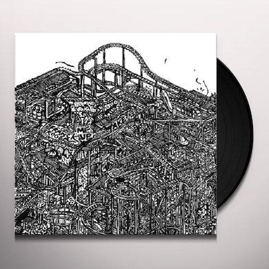 Franck Roger TAKE YOU UP Vinyl Record