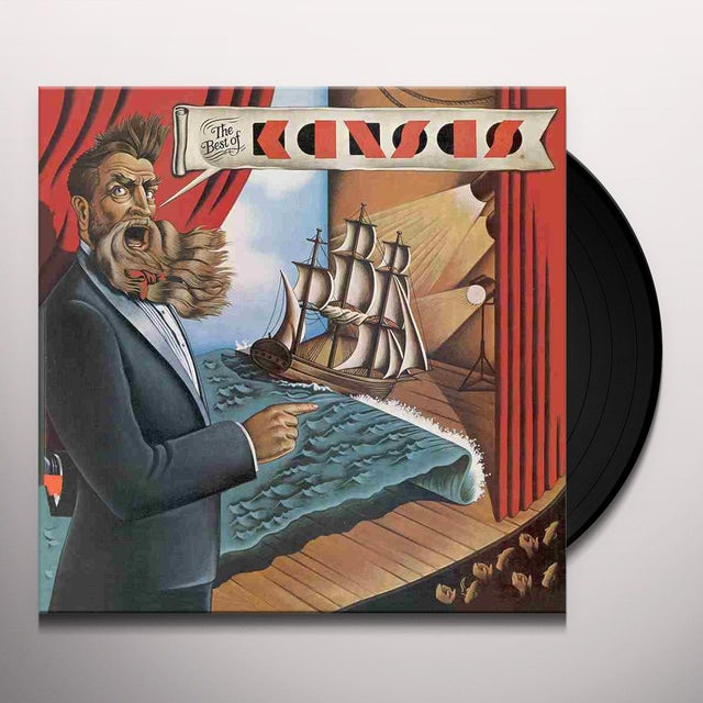 BEST OF KANSAS Vinyl Record