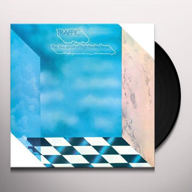 Traffic LOW SPARK OF HIGH HEELED BOYS Vinyl Record
