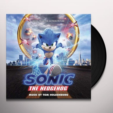 Junkie XL SONIC THE HEDGEHOG: MUSIC FROM THE MOTION PICTURE Vinyl Record