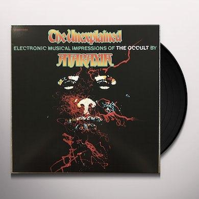Ataraxia The Unexplained Vinyl Record