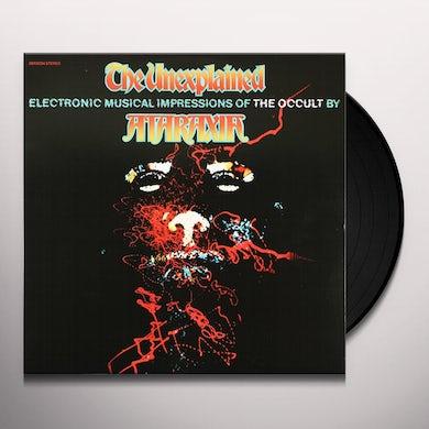 Ataraxia Unexplained (Color Vinyl) Vinyl Record