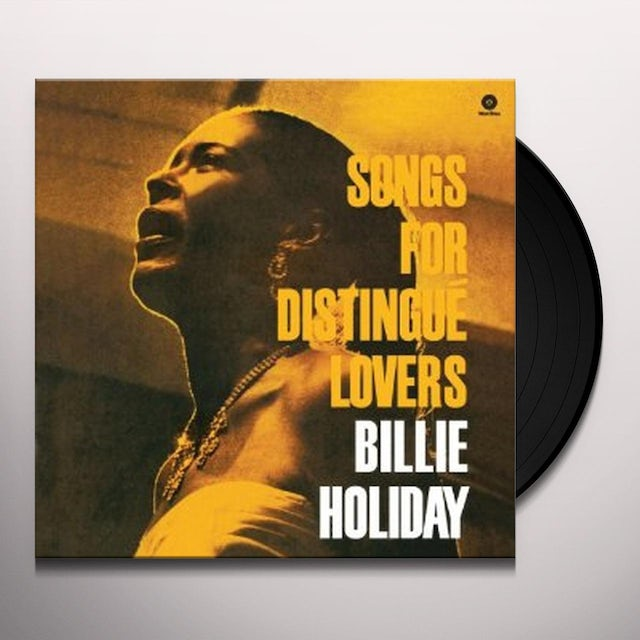 Billie Holiday SONGS FOR DISTINGUE LOVERS (OGV) (Vinyl)