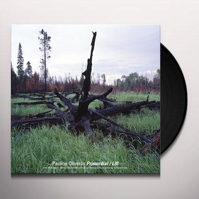 Pauline Oliveros PRIMORDIAL / LIFT Vinyl Record