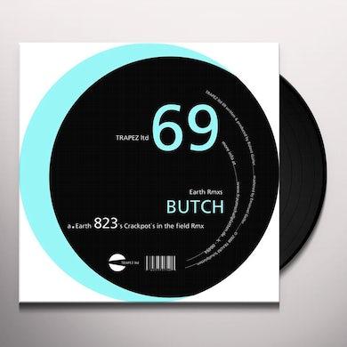 Butch EARTH RMXS Vinyl Record
