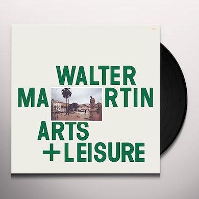 Walter Martin ARTS & LEISURE Vinyl Record