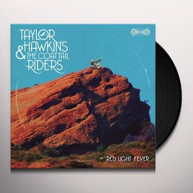 Taylor Hawkins RED LIGHT FEVER Vinyl Record