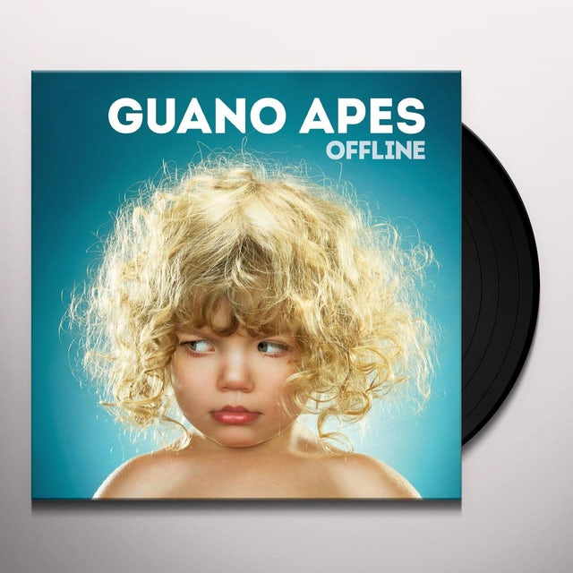 Guano Apes OFFLINE Vinyl Record