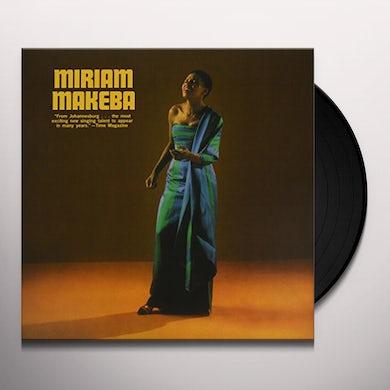 Miriam Makeba Vinyl Record