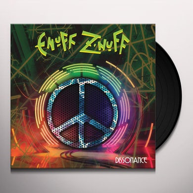 Enuff Z'nuff Dissonance Vinyl Record