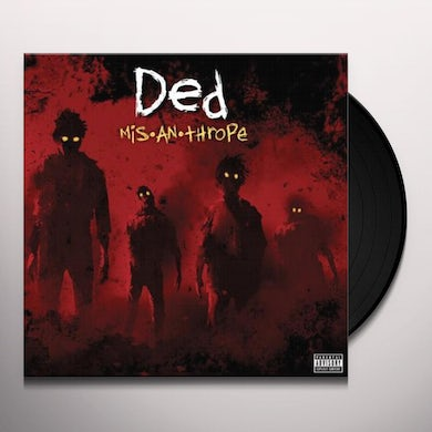 Ded MIS-AN-THROPE Vinyl Record