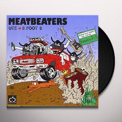 The Veebees SPLIT WITH MEATBEATERS Vinyl Record