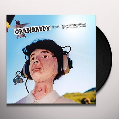 Grandaddy UNDER THE WESTERN Vinyl Record
