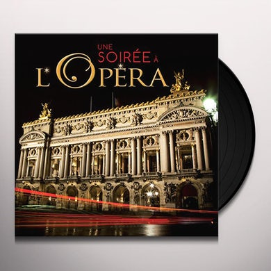 Une Soiree A L'Opera / Various Vinyl Record
