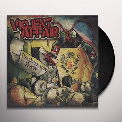 Violent Affair COCKROACH THEORY Vinyl Record