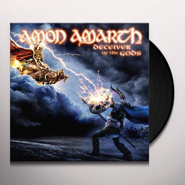 Amon Amarth DECEIVER OF THE GODS (PICTURE DISC) Vinyl Record
