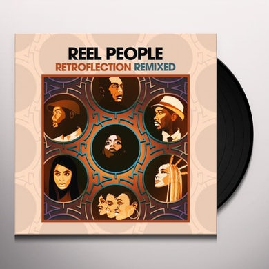 Retroflection Vinyl Record