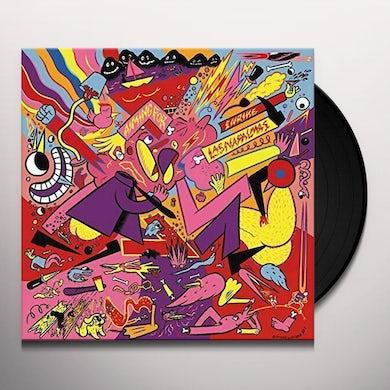 Aiming for Enrike Las Napalmas Vinyl Record
