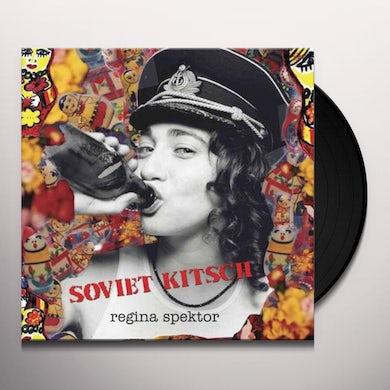 Regina Spektor SOVIET KITSCH Vinyl Record