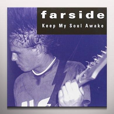 Farside KEEP MY SOUL AWAKE Vinyl Record