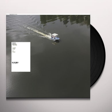 Franck Vigroux THEOREME Vinyl Record
