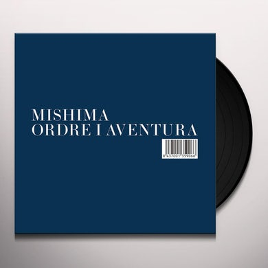 Mishima ORDRE I AVENTURA Vinyl Record
