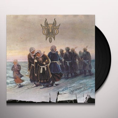 Sivyj Yar BURIAL SHROUDS Vinyl Record