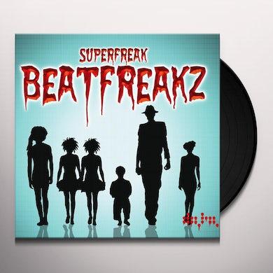 Beatfreakz SUPERFREAK Vinyl Record