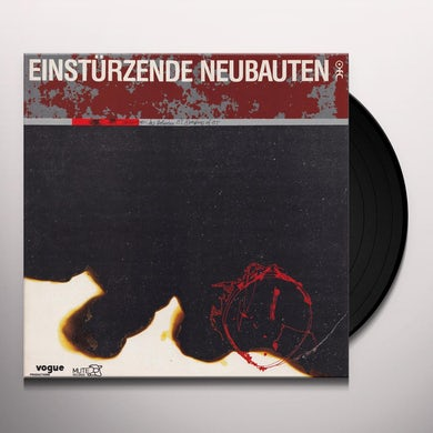 Einstürzende Neubauten ZEICHNUNGEN DES PATIENTEN OT / DRAWINGS OF OT Vinyl Record