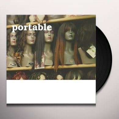 Portable VERSION Vinyl Record
