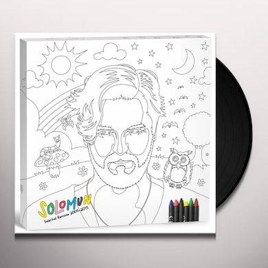 Solomun SELECTED REMIXES 2009-2015 Vinyl Record