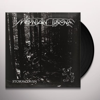 Mountain Throne STORMCOVEN Vinyl Record