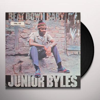 BEAT DOWN BABYLON Vinyl Record