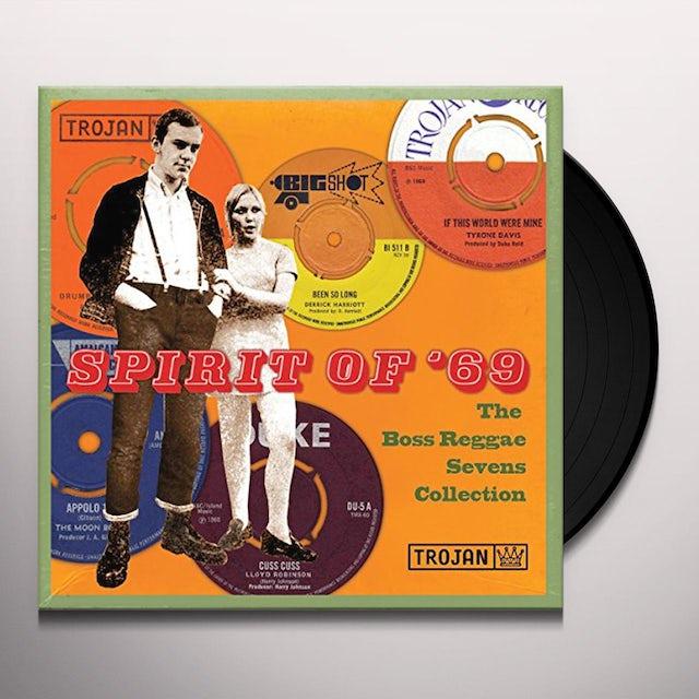Spirit Of 69: Boss Reggae Sevens Collection / Var