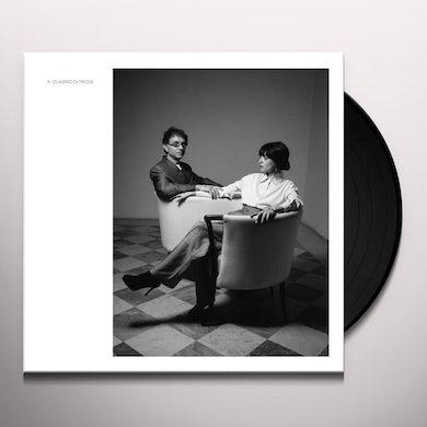 Il Quadro Di Troisi / Eva Geist / Donato Dozzy IL QUADRO DI TROISI Vinyl Record