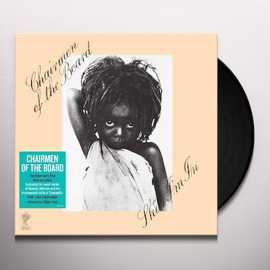 Chairmen Of The Board SKIN I'M IN Vinyl Record
