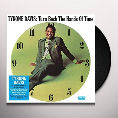 TURN BACK THE HANDS OF TIME Vinyl Record